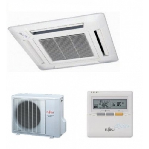 Fujitsu Cassette Air Conditioning System Auyg36lrle