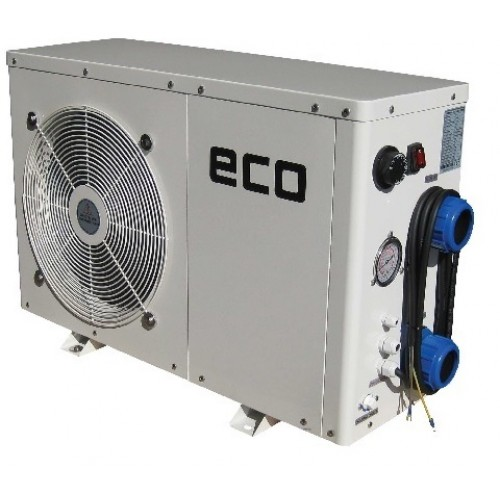 Eco 10 swimming pool heat pump - Swimming pool ground source heat pump ...