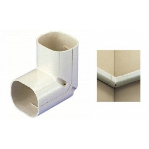Internal Elbow Air Conditioning Trunking