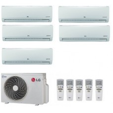 LG MU5R30.U40 Heat Pump - 5  Standard Plus Indoor Units