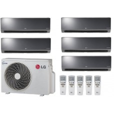 LG MU5R30.U40 Multi Air Heat Pump - 5 Indoor Wall Units