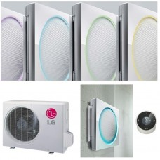 LG Stylist G09WL.NS3 Air Conditioner