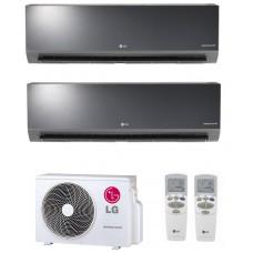 LG Twin Split Heat Pump MU2R15.ULO