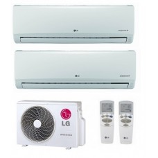 LG MU2R15.ULO Twin Multi Air Conditioner