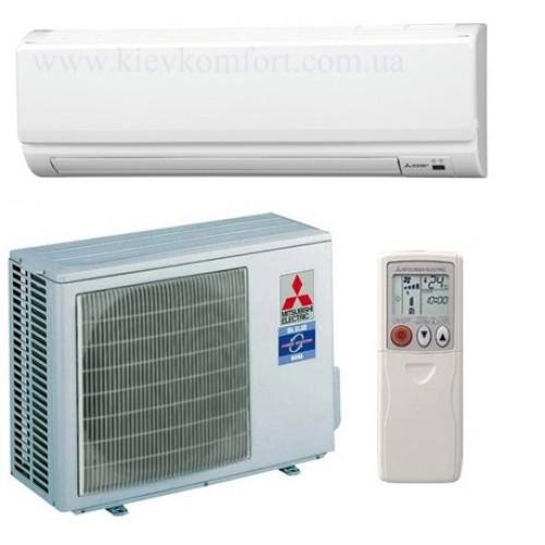 Mitsubishi Electric Pka Rp100kal Power Inverter Heat Pump