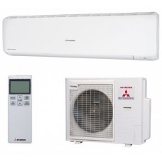 Mitsubishi SRK63ZR-W Air Conditioning Heat Pump