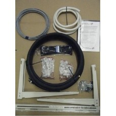 """Flared Air Conditioning Installation Kits - 1/4"""" - 1/2"""" Pipework (Kit B)"""