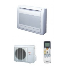 Fujitsu AGYG14LVCA Floor Mounted Heat Pump