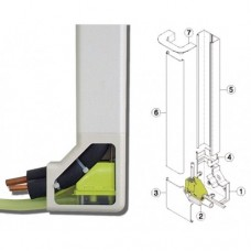 Mini Lime Condensate Pump - With Trunking