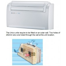 Unico 12 HP Inverter Heat Pump