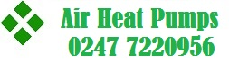 Air Heat Pumps - Air Conditioners